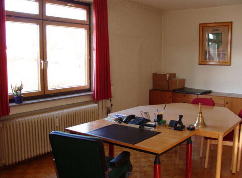 Der Schultes-Schreibtisch
